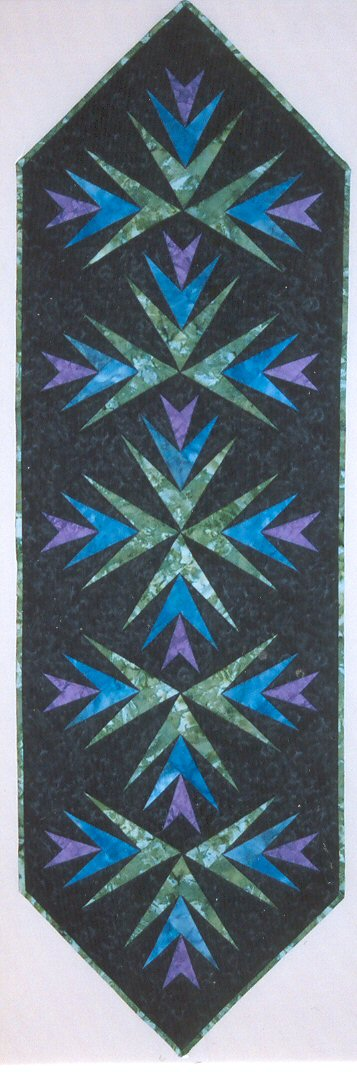 Quilt Craft Distributors Pattern From Absolutely